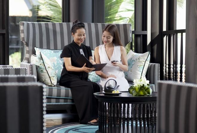 Và cũng là khu nghỉ dưỡng được bình chọn có dịch vụ spa sang trọng nhất Việt Nam năm 2014.
