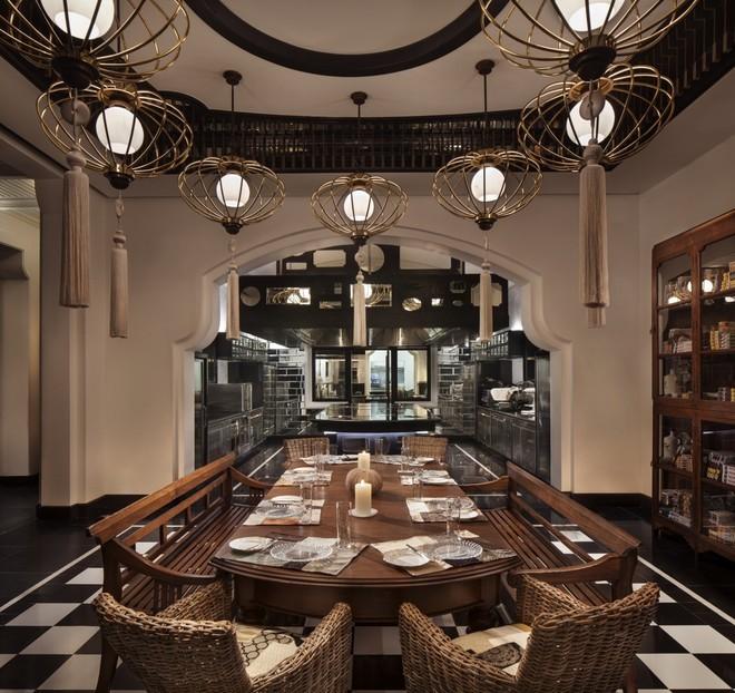 Nhà hàng La Maison 1888 lọt vào top 4 nhà hàng đẹp nhất thế giới.