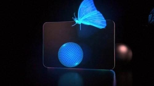 Samsung nhắm đến smartphone có khả năng chiếu ảnh 3D - ảnh 2