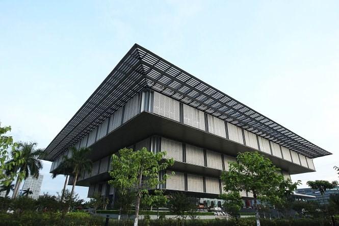 Bảo tàng Hà Nội - Ảnh: Nguyễn Khánh