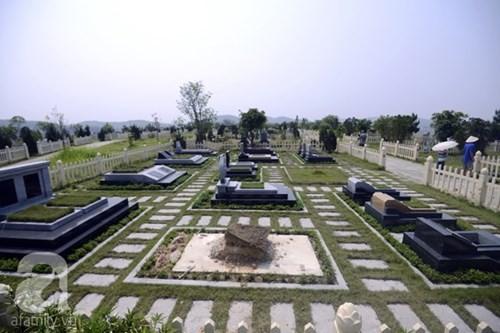 mua đất nghĩa trang