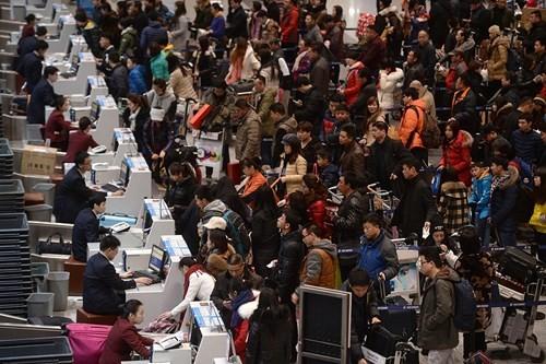 10 sân bay đón nhiều khách nhất thế giới - ảnh 2