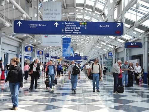 10 sân bay đón nhiều khách nhất thế giới - ảnh 7
