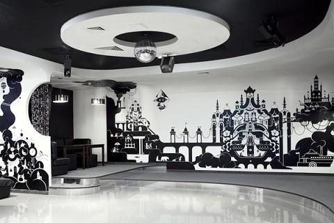 Vẽ tranh tường đang trở thành nghề yêu thích của nhiều bạn trẻ