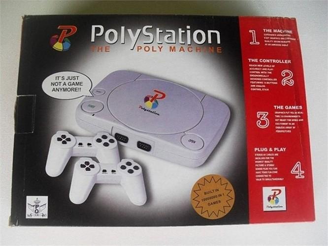 6. Poly Station Sony mới khai sinh đứa em của PlayStation One sao?