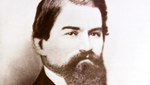 Chân dung dược sĩ John S. Pemberton – người tạo ra Coca Cola