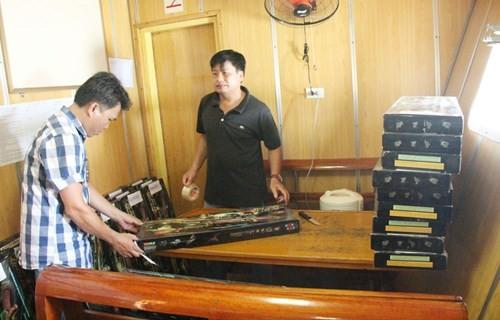 Thuyền trưởng tàu Thành Công buôn 45 khẩu súng hơi - ảnh 2