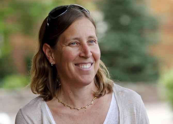 Tháng 2 năm 2014: Susan Wojcicki, một cỗ máy Google người đã gắn bó với công ty kể từ khi bắt đầu, trở thành Giám đốc điều hành YouTube.