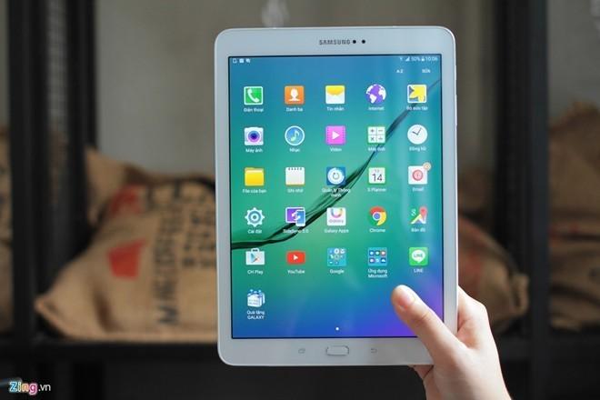 Samsung Galaxy Tab S2 là mẫu tablet Android tốt nhất hiện nay.