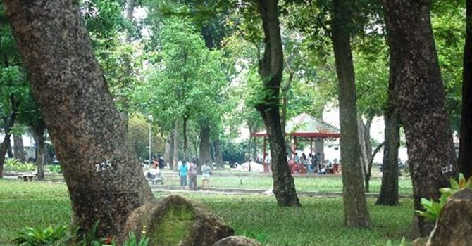 TP. HCM thu hồi 2.100 m2 đất công viên Tao Đàn xây metro