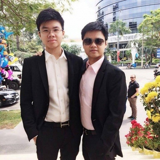 Em trai thiếu gia Phan Thành với thú chơi xe không thua kém anh - Ảnh 2