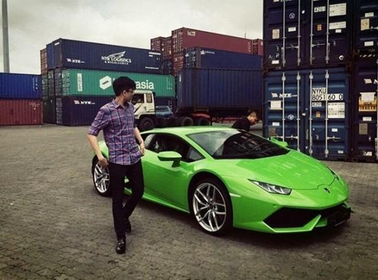 Em trai thiếu gia Phan Thành với thú chơi xe không thua kém anh - Ảnh 3