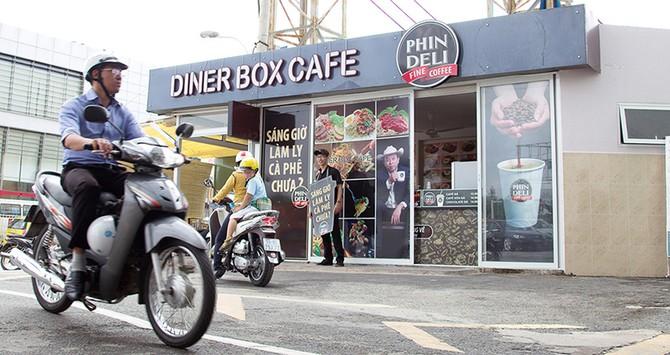 Cà phê PhinDeli ở Việt Nam
