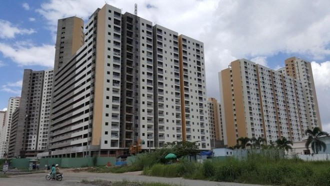 Sẽ có quy định buộc tăng mảng xanh trong dự án bất động sản