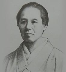 Chân dung Naka Suzuki.