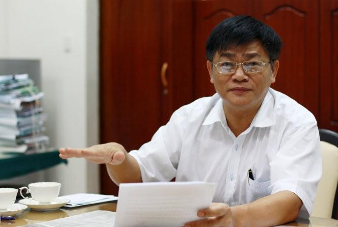 Ông Thái Văn Rê - Ảnh: Đình Dân