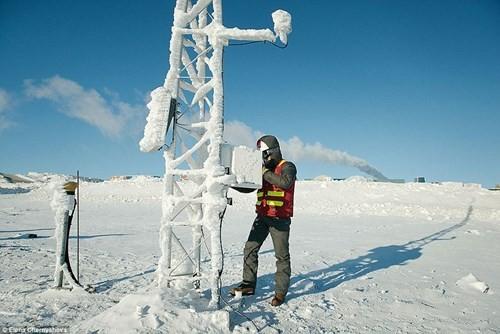 Cuộc sống trong mỏ vàng lạnh giá nhất thế giới - ảnh 8