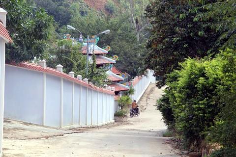 biệt phủ, đại gia vàng, Ngô Văn Quang, rừng đặc dụng, Nam Hải Vân, Đà Nẵng, tháo dỡ