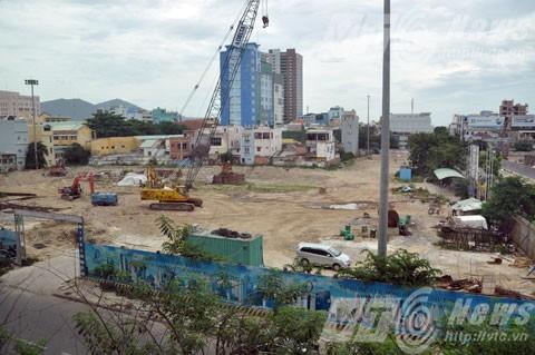 Đà Nẵng, Xem xét thu hồi, dự án treo, phục vụ công cộng