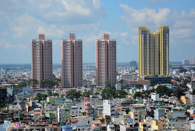 Thuận Kiều Plaza là ..... Ảnh: Lê Quân.