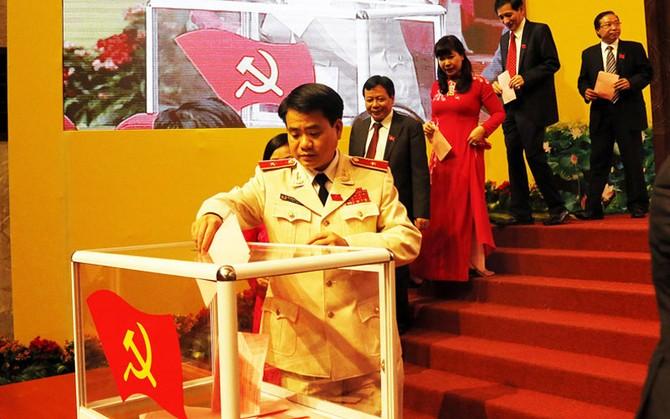 Bí thư, nhân sự, Nguyễn Đức Chung