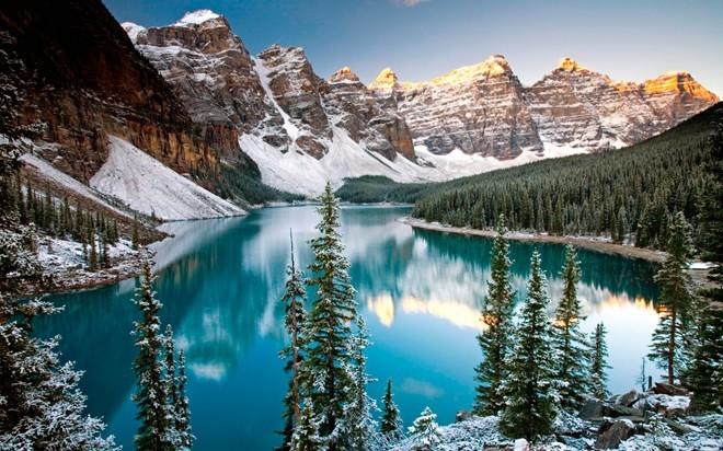 6. Canada: Theo bảng xếp hạng, người dân Canada được hưởng mức tự do cao nhất thế giới. Tuy nhiên, quốc gia này đã tụt hạng một bậc so với năm 2014. Ảnh: Thegoldenscope.