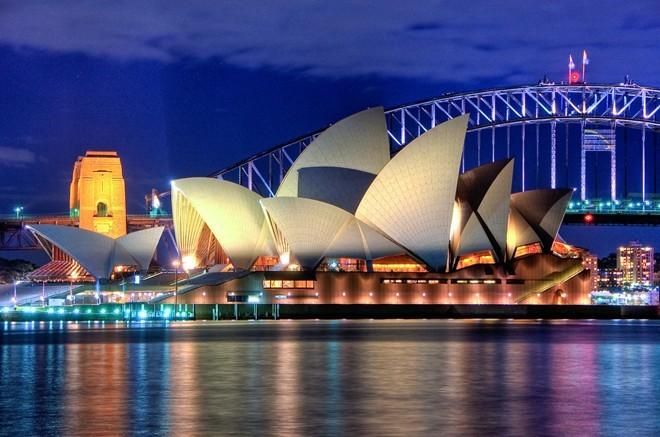7. Australia: Nhờ hệ thống giáo dục tốt nhất thế giới, Australia tiếp tục giữ vững vị trí số 7 trên bảng xếp hạng. Ảnh: Beautyscenery.