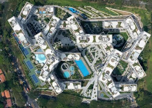 Ngắm khu chung cư có thiết kế 'đẹp nhất thế giới' - ảnh 2