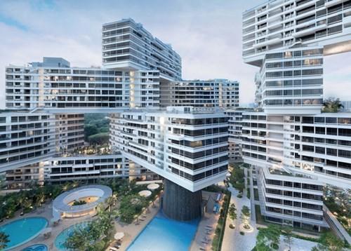Ngắm khu chung cư có thiết kế 'đẹp nhất thế giới' - ảnh 3
