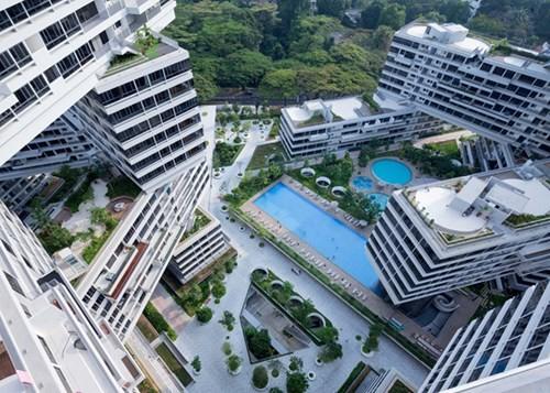 Ngắm khu chung cư có thiết kế 'đẹp nhất thế giới' - ảnh 4