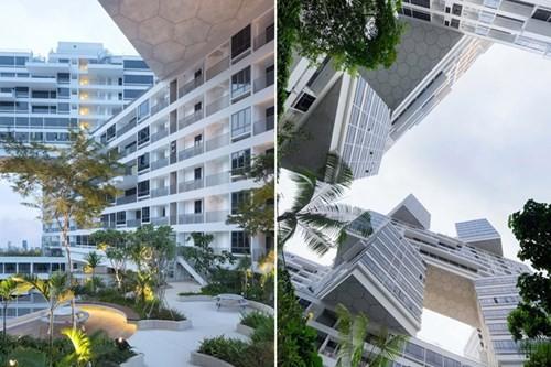 Ngắm khu chung cư có thiết kế 'đẹp nhất thế giới' - ảnh 5