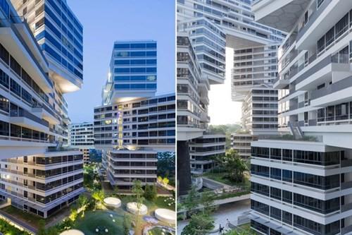 Ngắm khu chung cư có thiết kế 'đẹp nhất thế giới' - ảnh 6