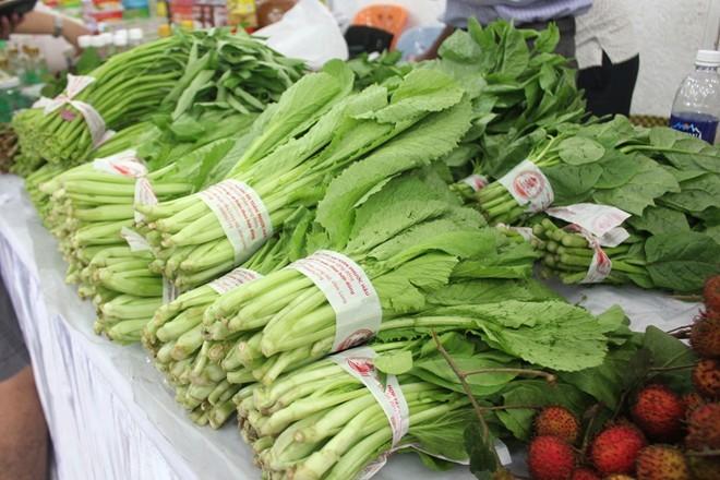 Nông dân vượt 200 km lên Sài Gòn bán rau