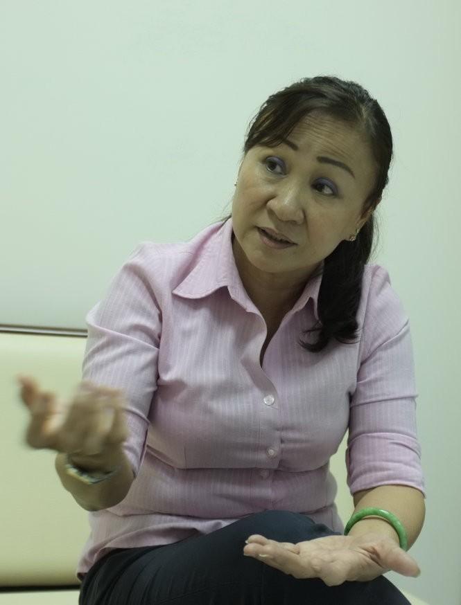 Bà Võ Thị Hiếu Hạnh - Ảnh: Hoài Linh