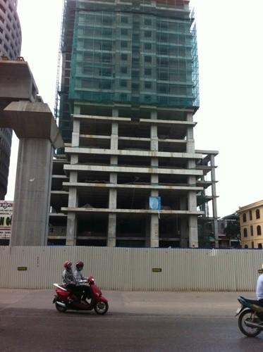 Hiện tại các căn hộ tại đây đang được bán với mức giá từ 15 triệu đồng/m2