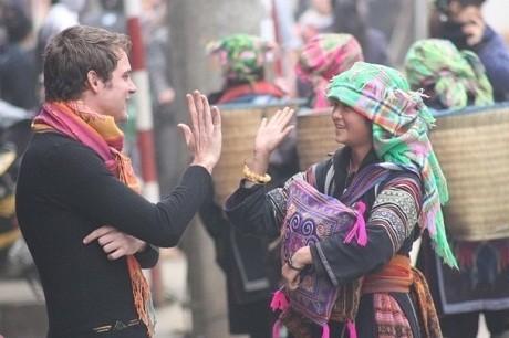 Người Việt Nam rất thân thiện.