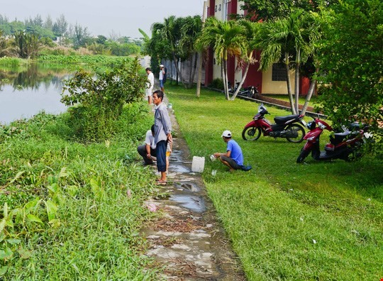 Nơi tìm đến ưa thích của nhiều người đam mê câu cá.