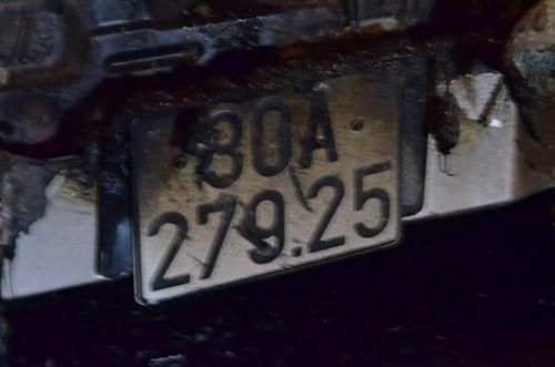 Ô tô đang chạy bất ngờ cháy trơ khung giữa cầu Thanh Trì - ảnh 5