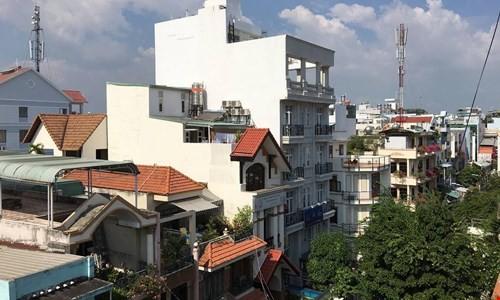 Săn nhà phố làm căn hộ dịch vụ mini