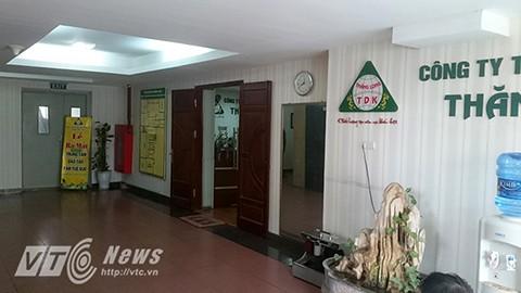 Tầng KT (Kỹ thuật) của tòa nhà cũng được chủ đầu tư chiếm dụng cho thuê làm văn phòng.