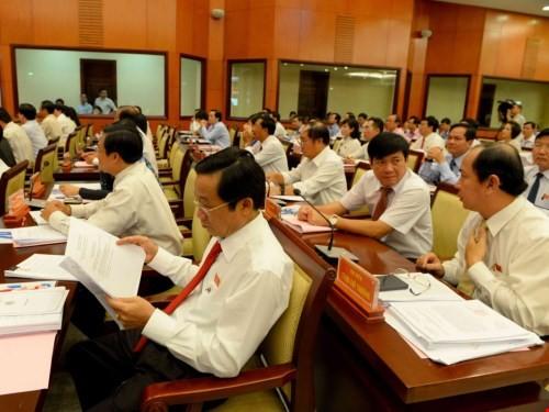 Ông Nguyễn Thành Phong làm Chủ tịch UBND TP.HCM - ảnh 2