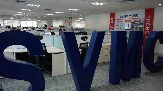 Văn phòng trung tâm Nghiên cứu và Phát triển phần mềm Samsung Việt Nam (SVMC)