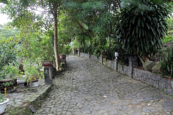 biệt thự trái phép, đèo Hải Vân, Đà Nẵng, Bí thư Xuân Anh