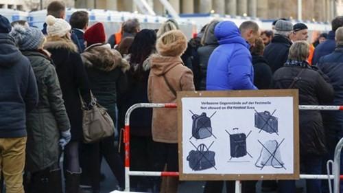 Châu Âu thắt chặt an ninh dịp năm mới - ảnh 1
