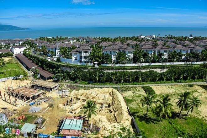 Hàng loạt cao ốc, căn hộ cao cấp chặn lối ra biển Đà Nẵng