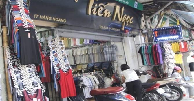 Hà Nội: Kỷ luật cán bộ, thu hồi lợi nhuận cho thuê nhà số 17 Hàng Ngang
