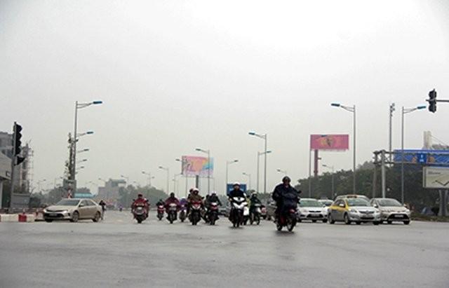 đường vành đai 2, đường vành đai 2 đoạn Nhật Tân - Cầu Giấy, giao thông