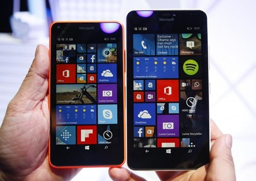 Microsoft khai tử Lumia: Khởi đầu hay kết thúc? - ảnh 1