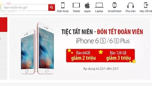 Vì sao iPhone liên tục giảm giá sốc giáp tết? - ảnh 1