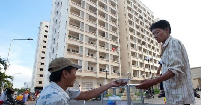Tiếp tục phát triển hơn 130.000 căn hộ thu nhập thấp